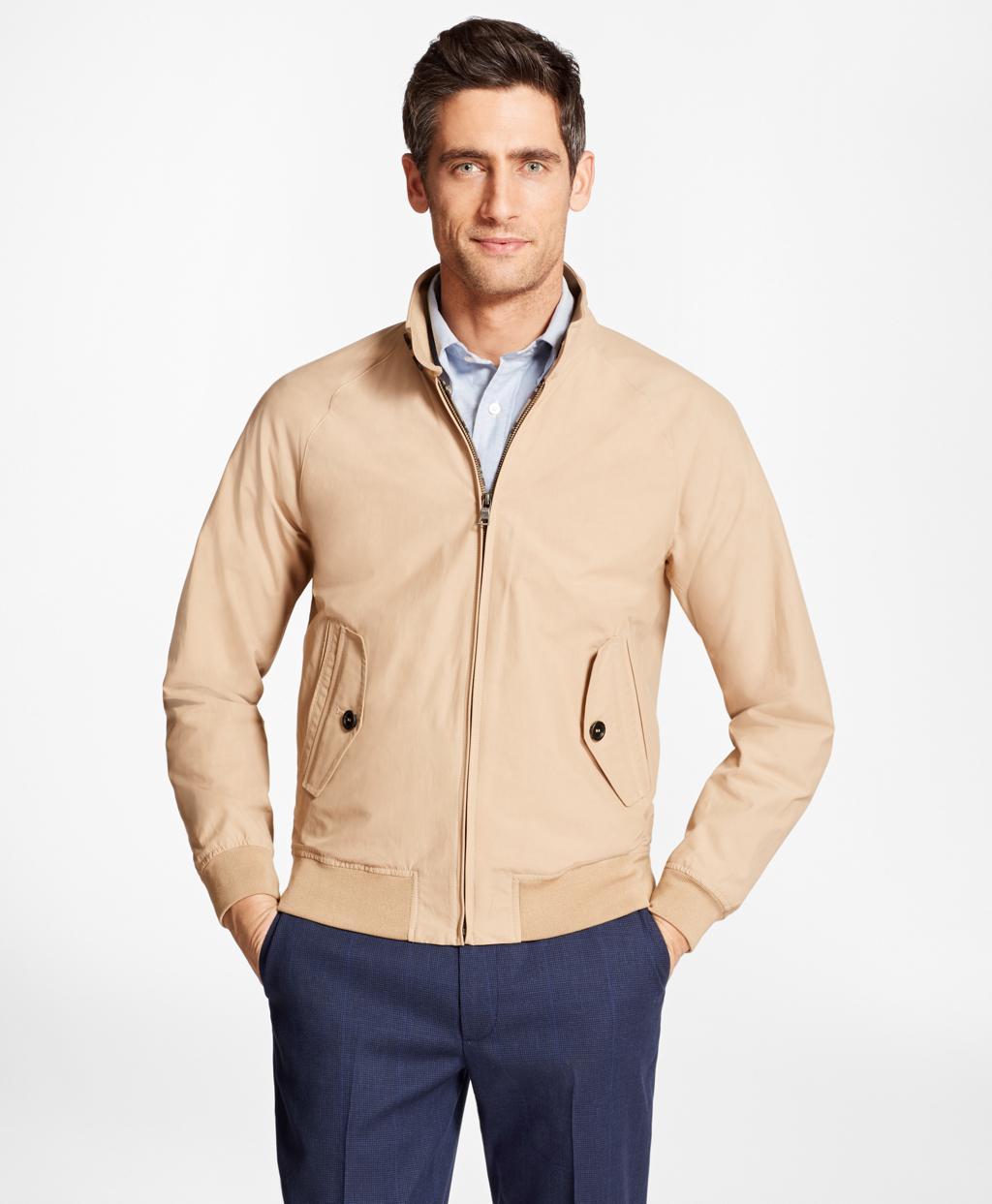 a6a591e5d Men's Natural Vintage Bomber Jacket