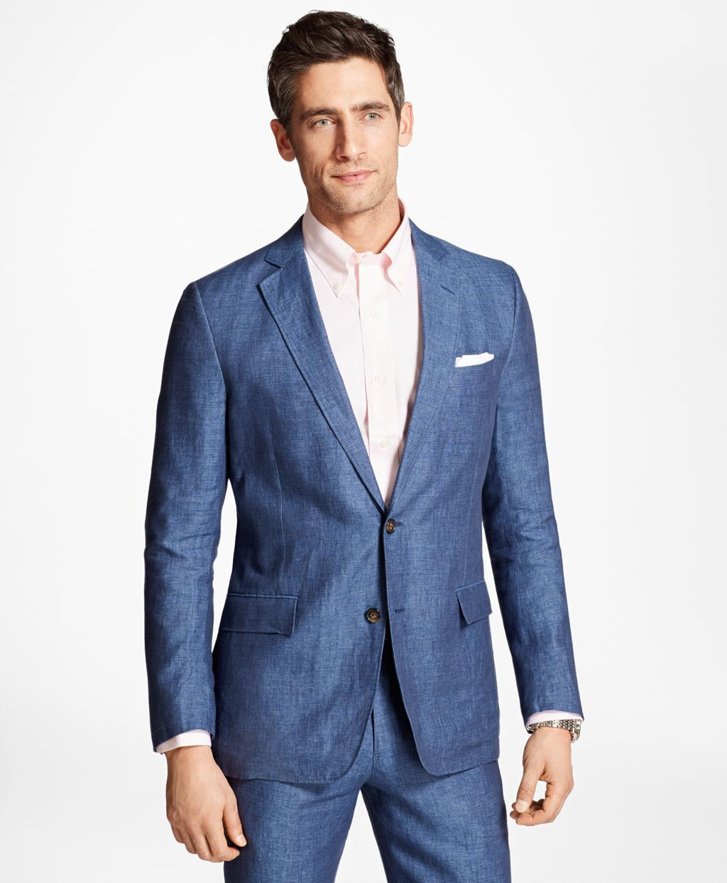 Remember, it is very rare to buy a sport coat off the rack and have a perfect fit. Now that you know how a sport coat should fit, head out and find one to add to your wardrobe. There are many patterns and fabrics to choose from, so be creative and get a versatile piece so you can wear it many times over.