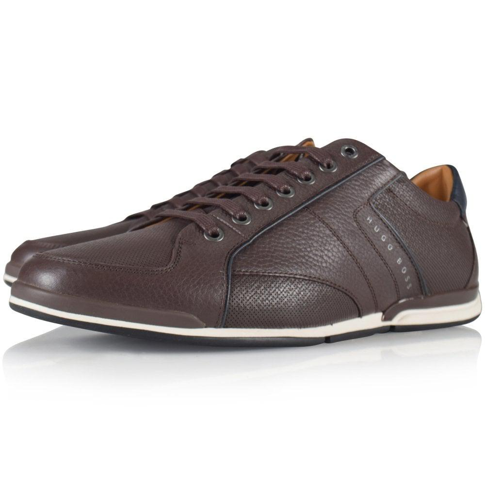 lowest discount find lowest price favorable price Casual Dark Brown Saturn Lowp Trainers