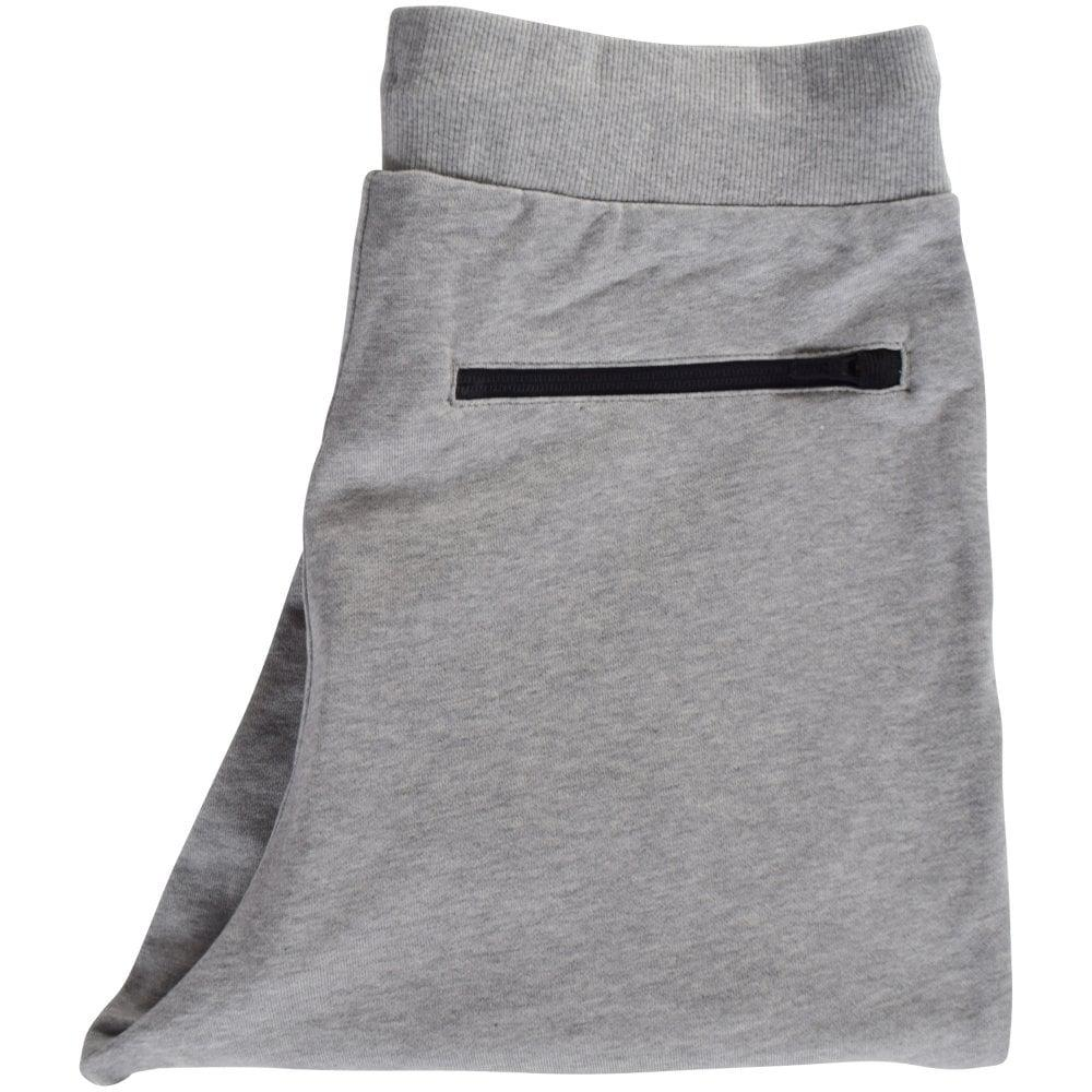 c6c253267e198 Y-3 Grey Text Logo Sweatpants in Gray for Men - Lyst