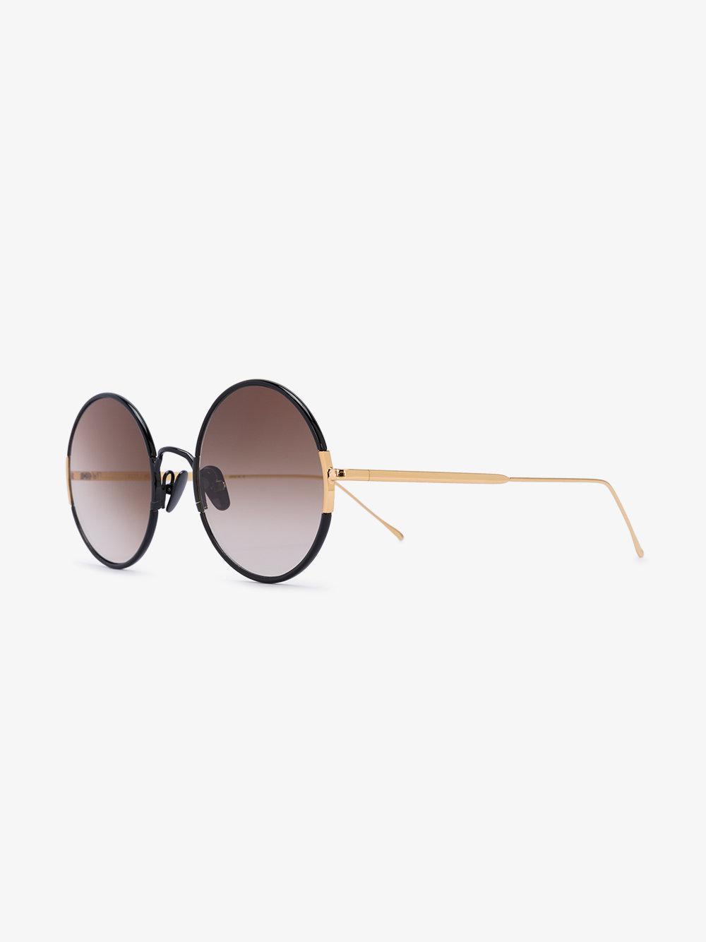 Sunday Somewhere Yetti Round Sunglasses in Grey (Grey)