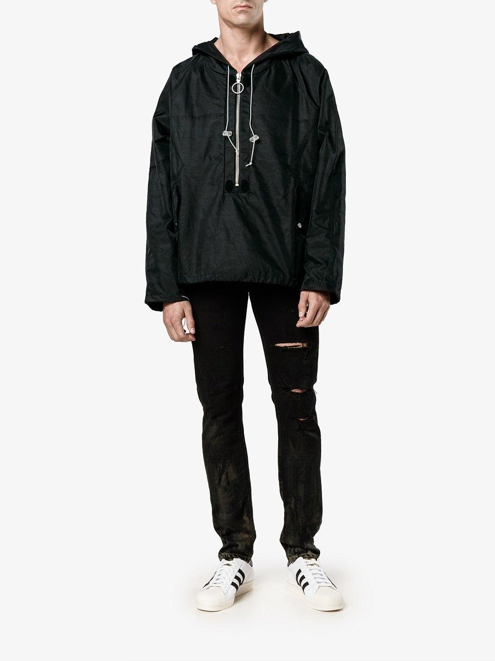8e1ca736fbf2 Lyst - Off-White c o Virgil Abloh You Cut Me Off Anorak Jacket in ...
