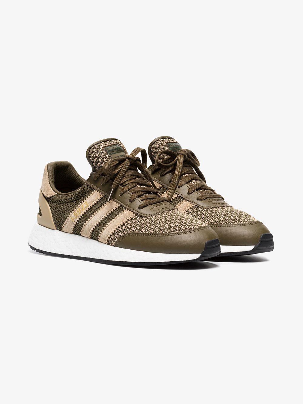 adidas X Neighbourhood 1-5923 Sneakers in Green for Men - Lyst 551ef578f79c