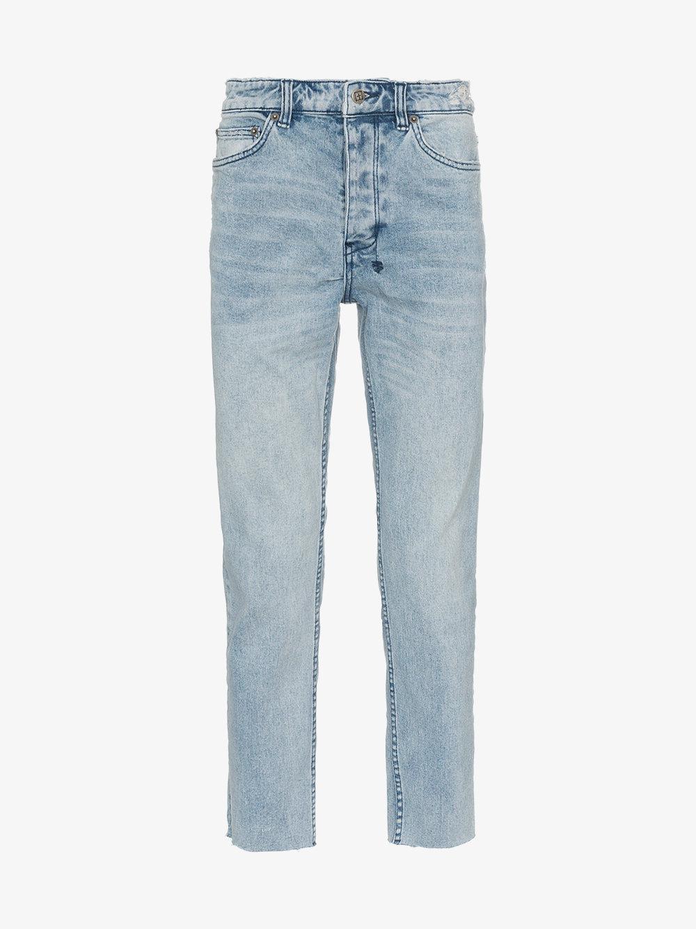 Chitch Hacher Jeans Attaque Acide - Bleu Ksubi wNSdsf9