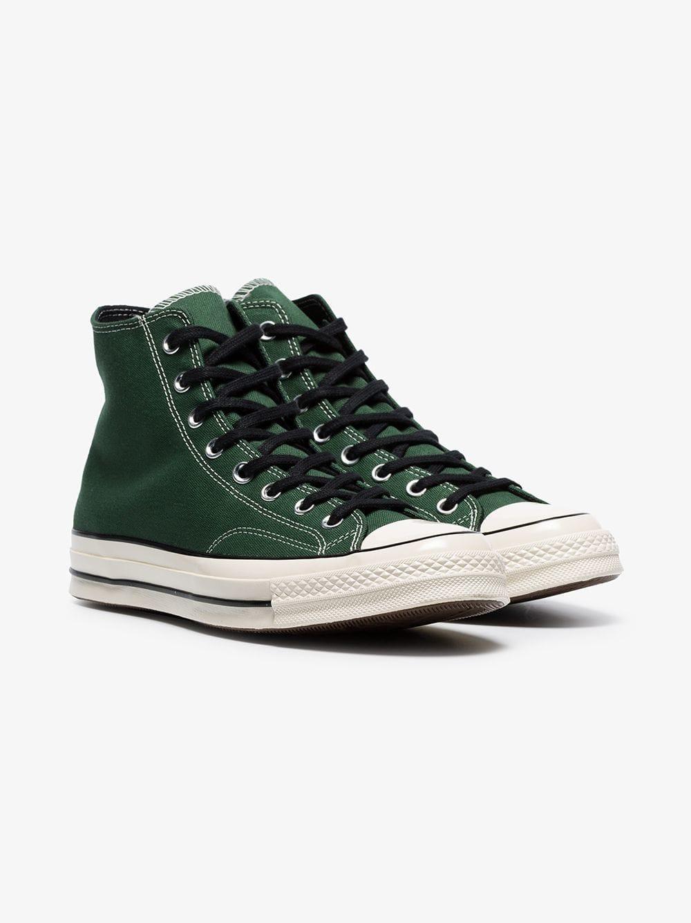 Converse - Green Chuck Taylor All Stars 70 s Sneakers for Men - Lyst. View  fullscreen ca5c955d1
