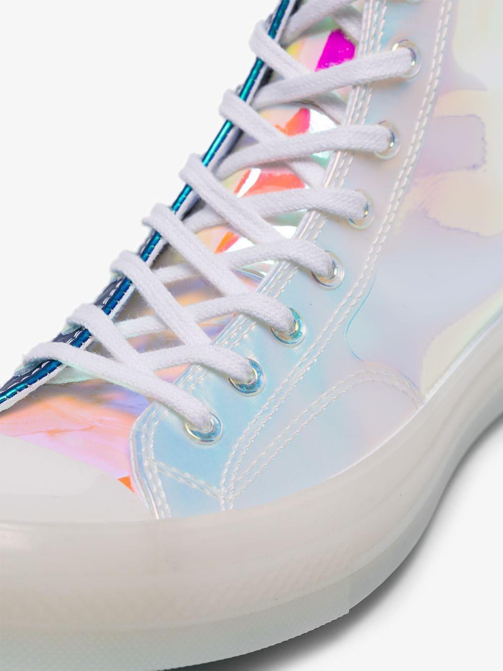 Converse Multicoloured Chuck High Top