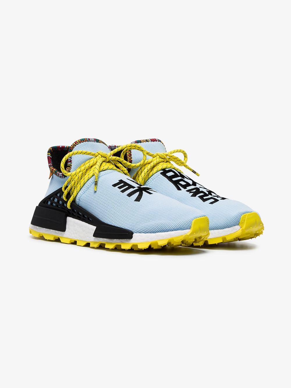 0f886c925 Lyst - adidas By Pharrell Williams X Pharrell Williams Multicoloured ...