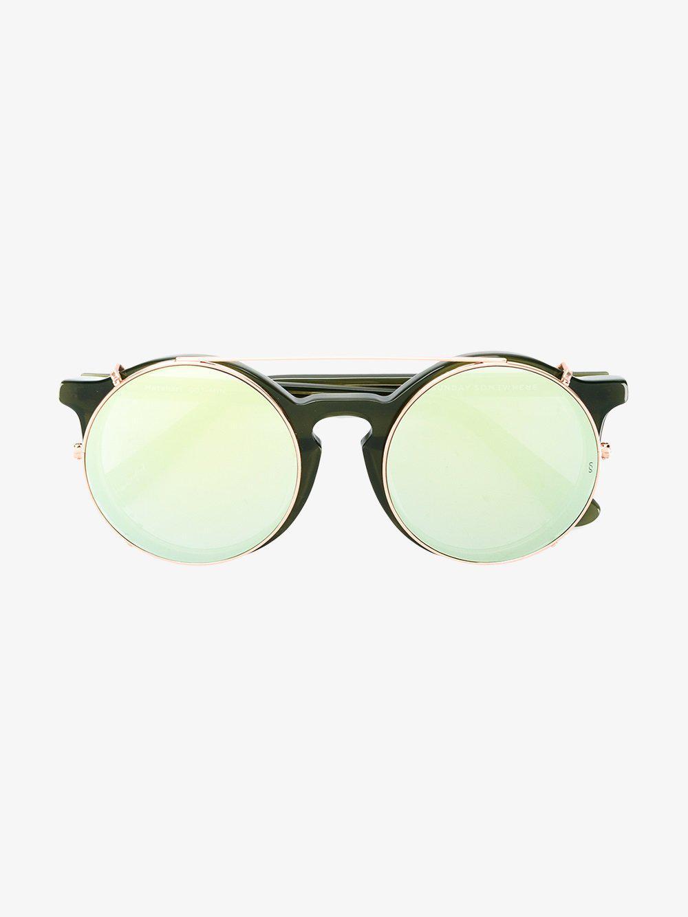 Matahari sunglasses - Green Sunday Somewhere CupIXskQg