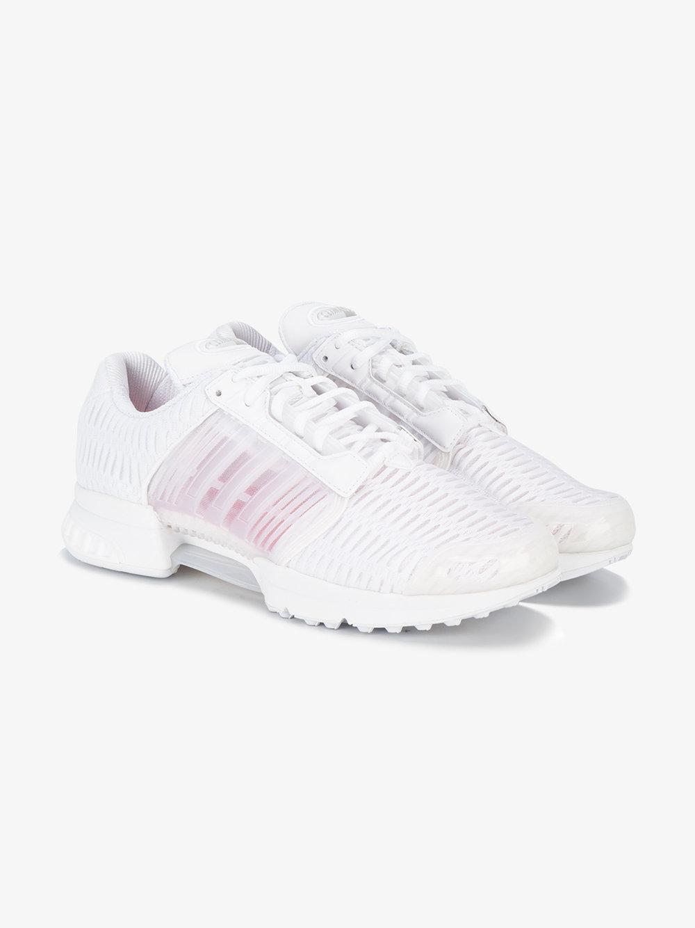 Adidas Climacool 1 Trainers in White for Men - Lyst b65ad2f17