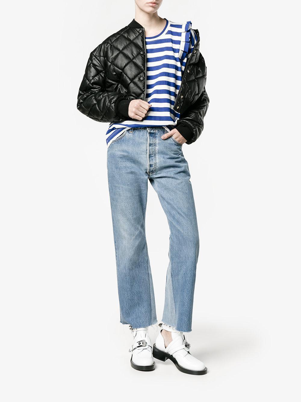 Balenciaga - 'apron' Boots - Women - Leather/metal - 36 in White