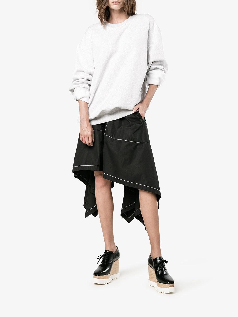 7bcdeb91d0b0 Stella McCartney Elyse Platform Shoes in Black - Lyst