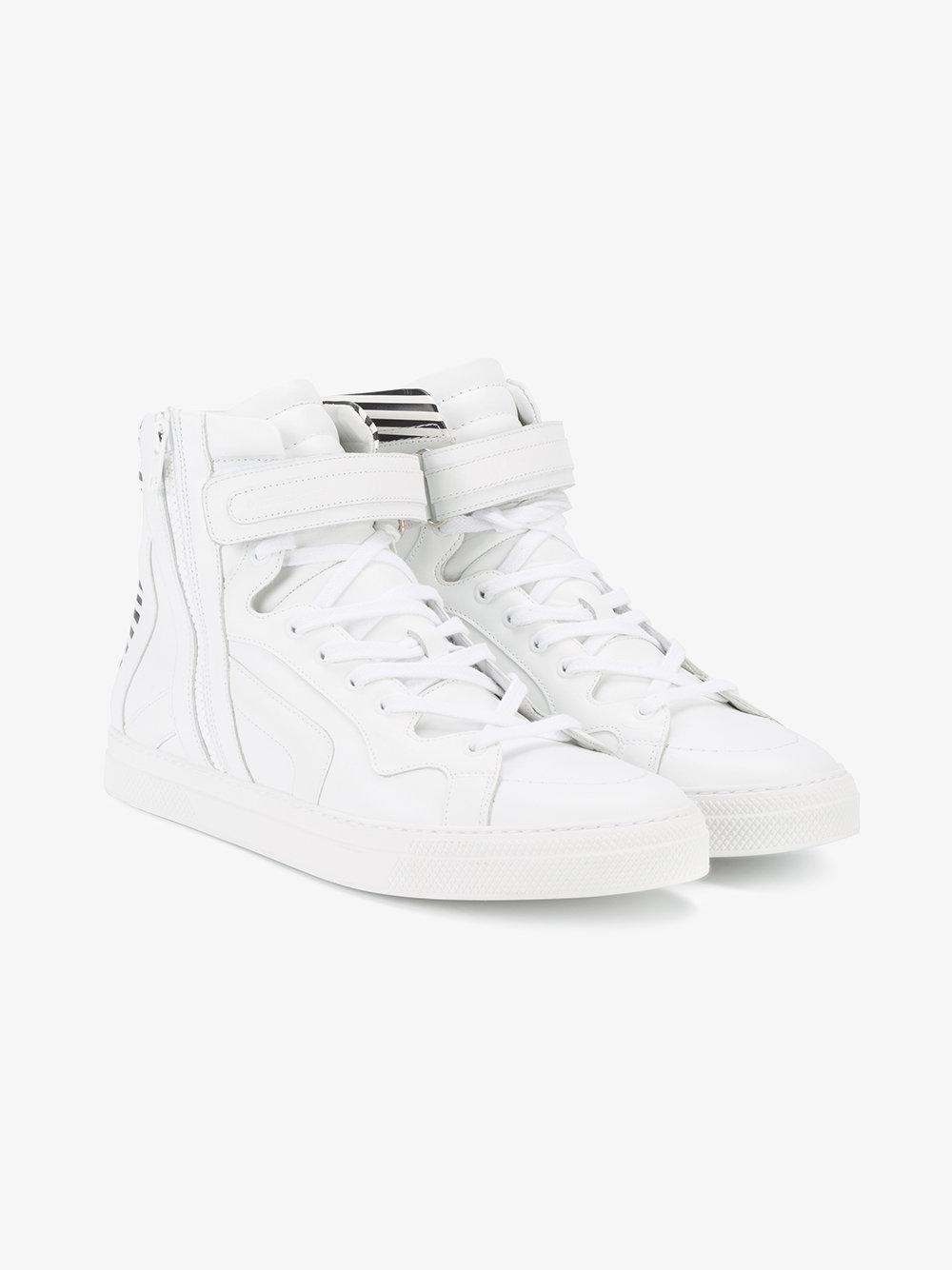 Les Baskets sneakers - White Pierre Hardy Z6ayUtjiej