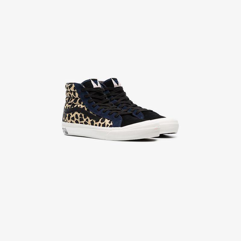 7ae65a1c8f5f Lyst - Vans Vault Hi-top Sneakers in Brown for Men - Save 3%