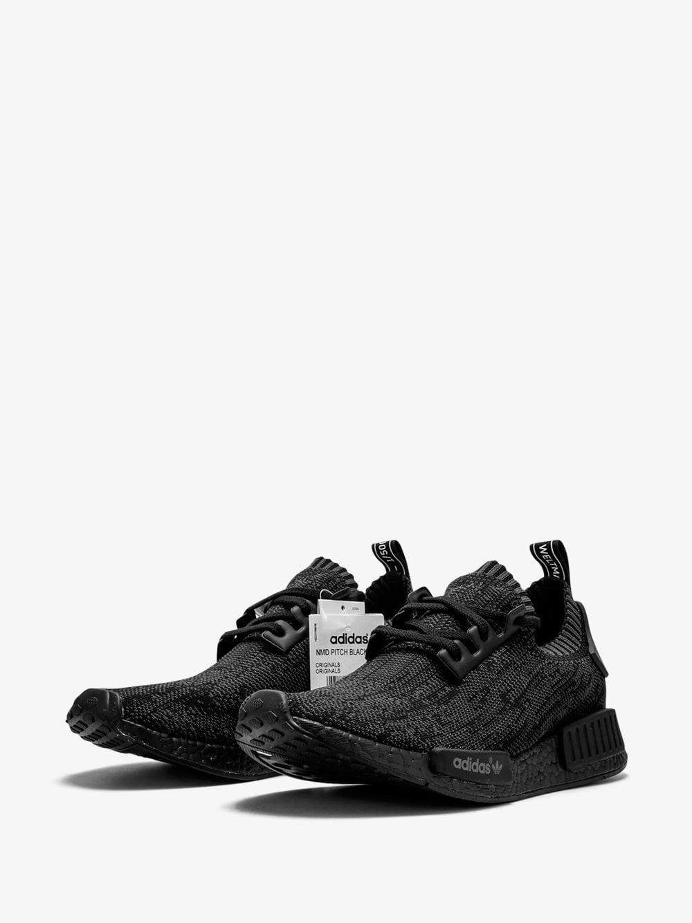 d543d4d9505db Adidas Nmd Pitch Black - Size 11 for men