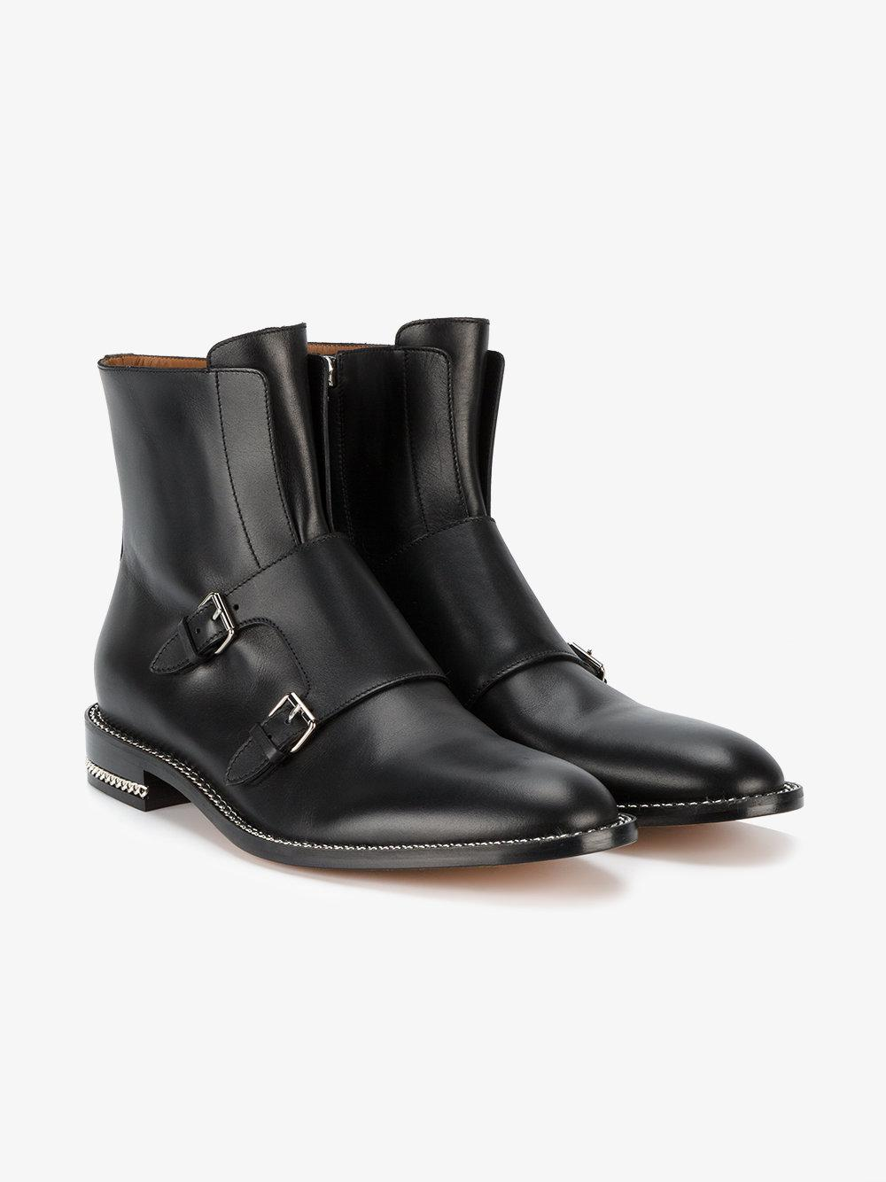 Givenchy Chain Chelsea Boots