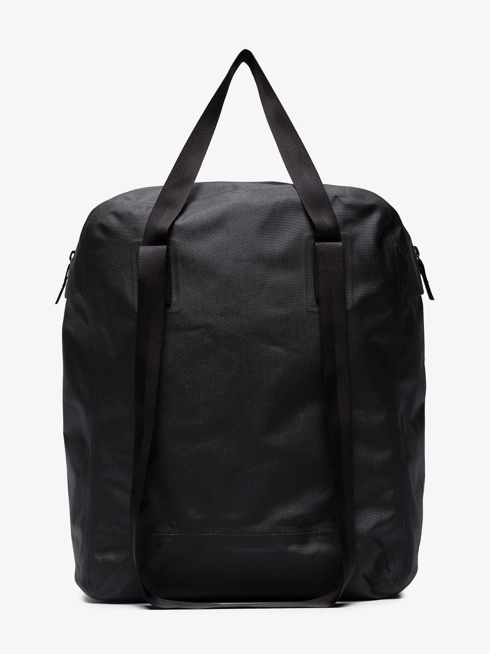Arc'teryx Synthetic Seque Shell Tote Bag in Black for Men