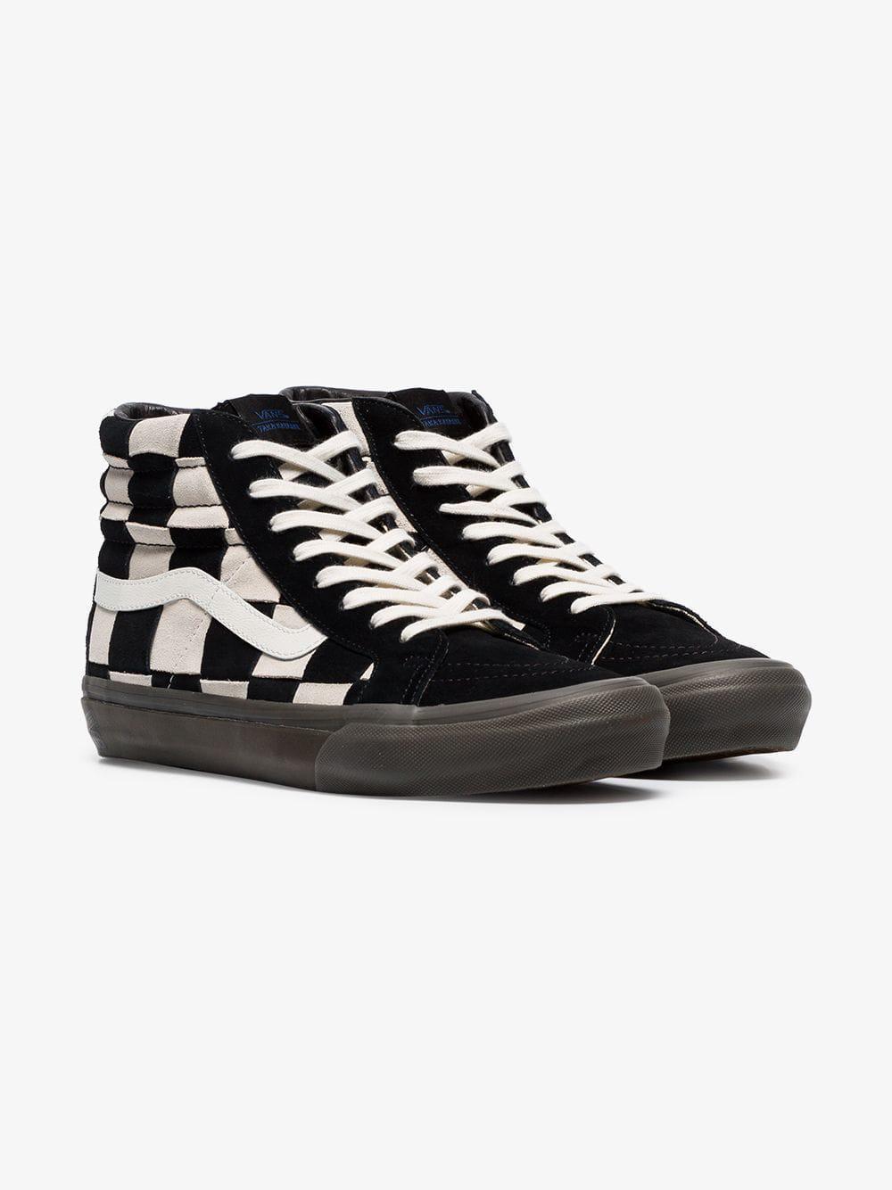 427e4841e5 Lyst - Vans Black And White Vault X Taka Hayashi Sk8-hi Sneakers in ...