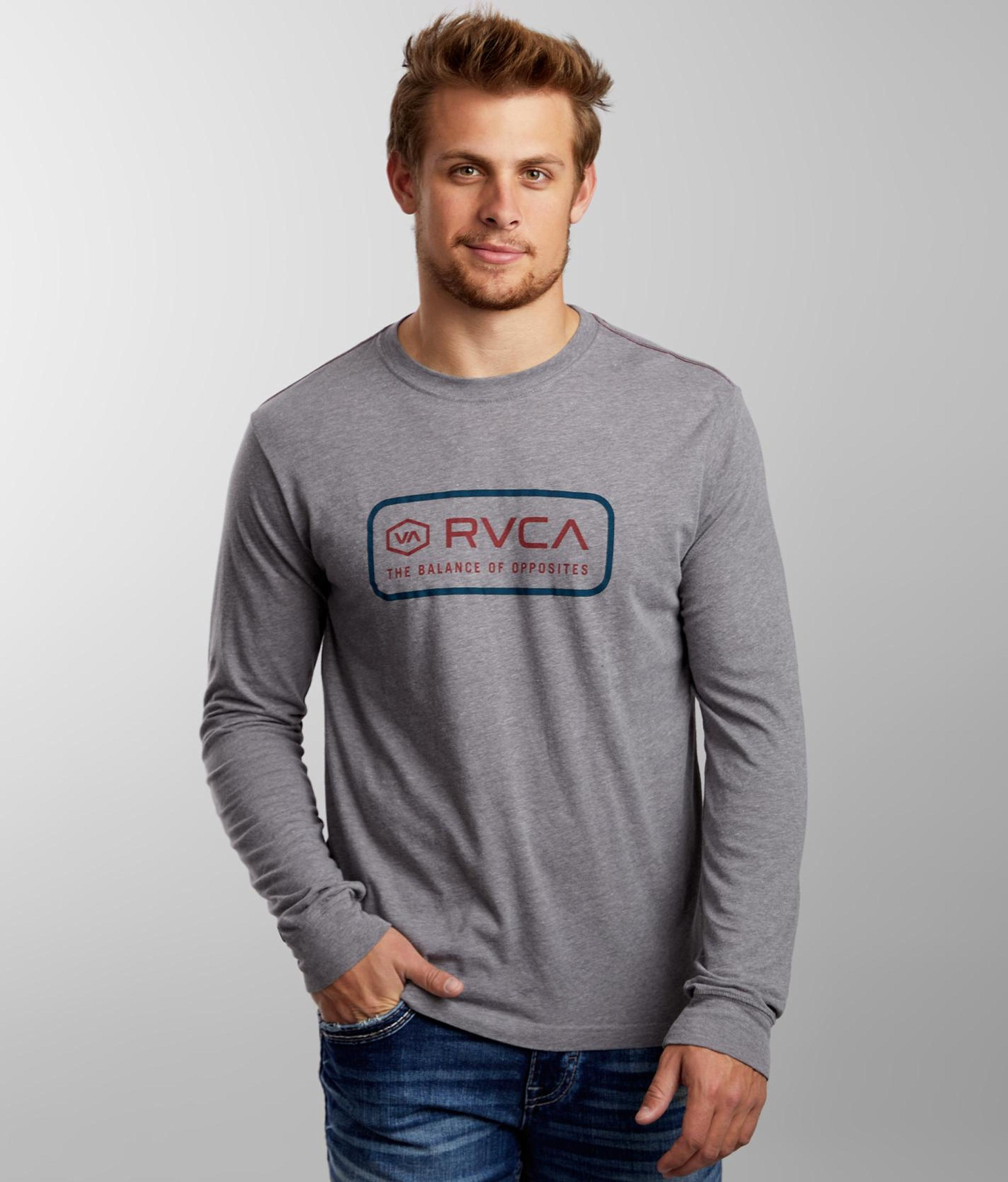 RVCA Boys Freedom Short Sleeve Crew Neck T-Shirt
