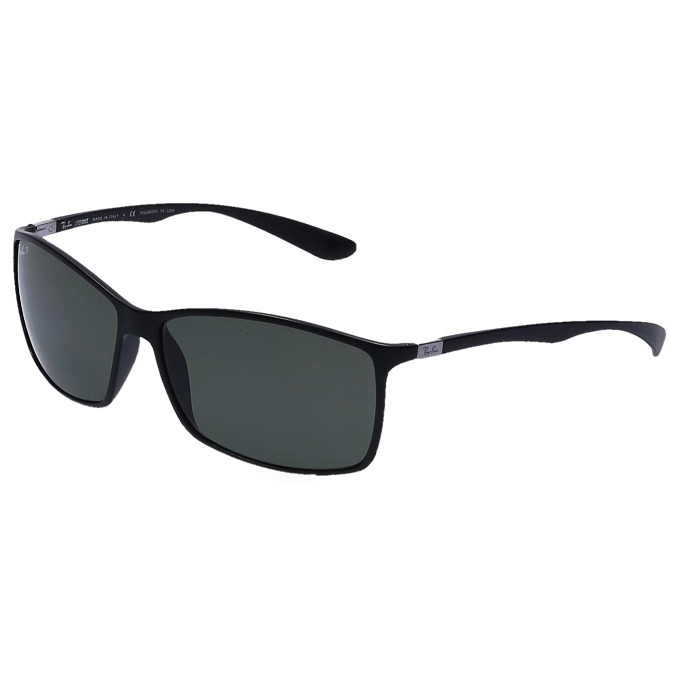 6bb37ff542 Ray-Ban - Sunglasses Wayfarer 4179 Acetate Black for Men - Lyst. View  fullscreen