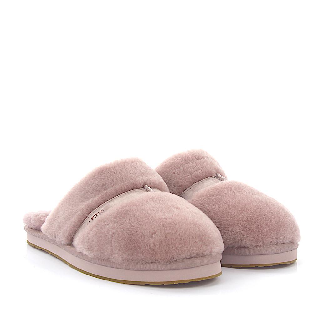 UGG House Slippers DALLA suede lambskin ErFp8YQK
