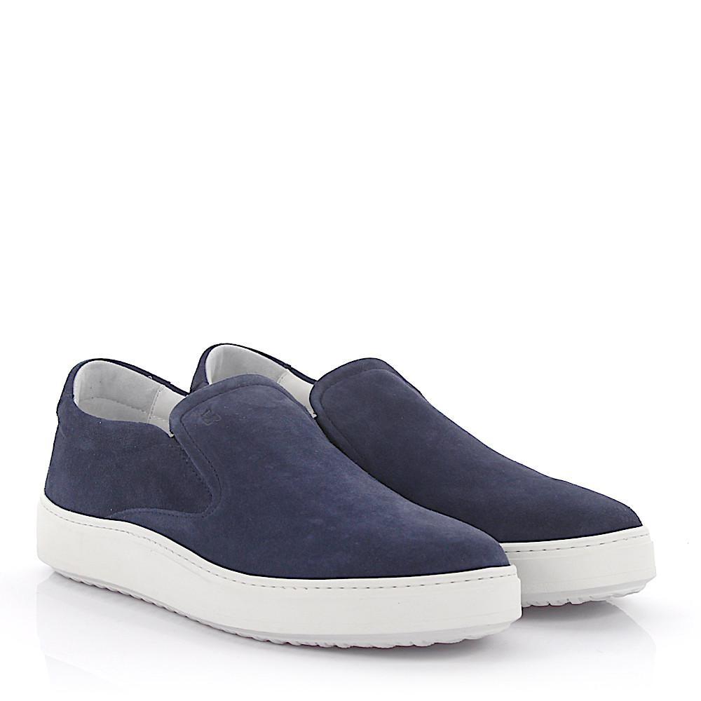 HoganSneaker Slip-On H302 suede actkT