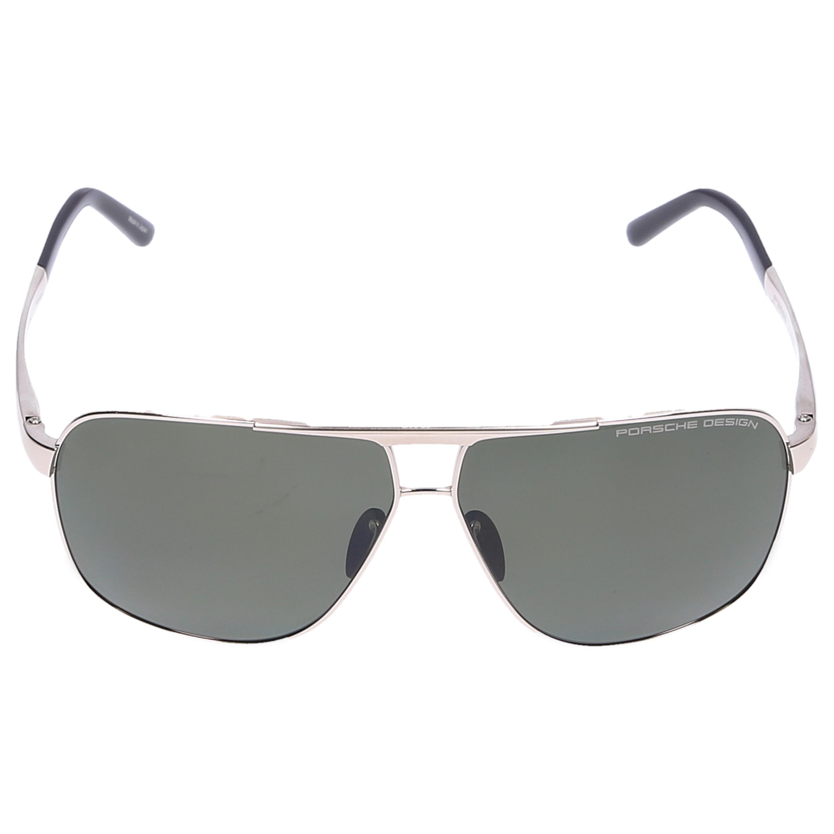 9a6a90f11e2 Porsche Design - Metallic Sunglasses Aviator 8665 Titanium Gold Black for  Men - Lyst. View fullscreen