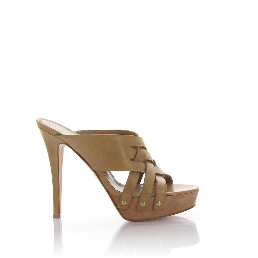 Gianvito Rossi Platform Sandals GI3958 leather Enjoy Sale Online Where To Buy Cheap Real Clearance Geniue Stockist Outlet Clearance Discount Best Sale yo4e1jcF5n