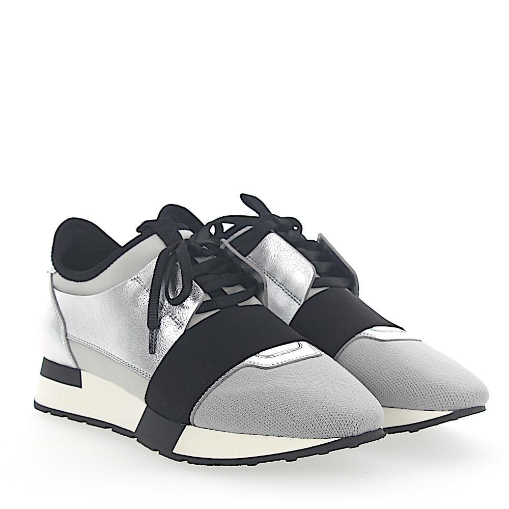 balenciaga shoes silver release date