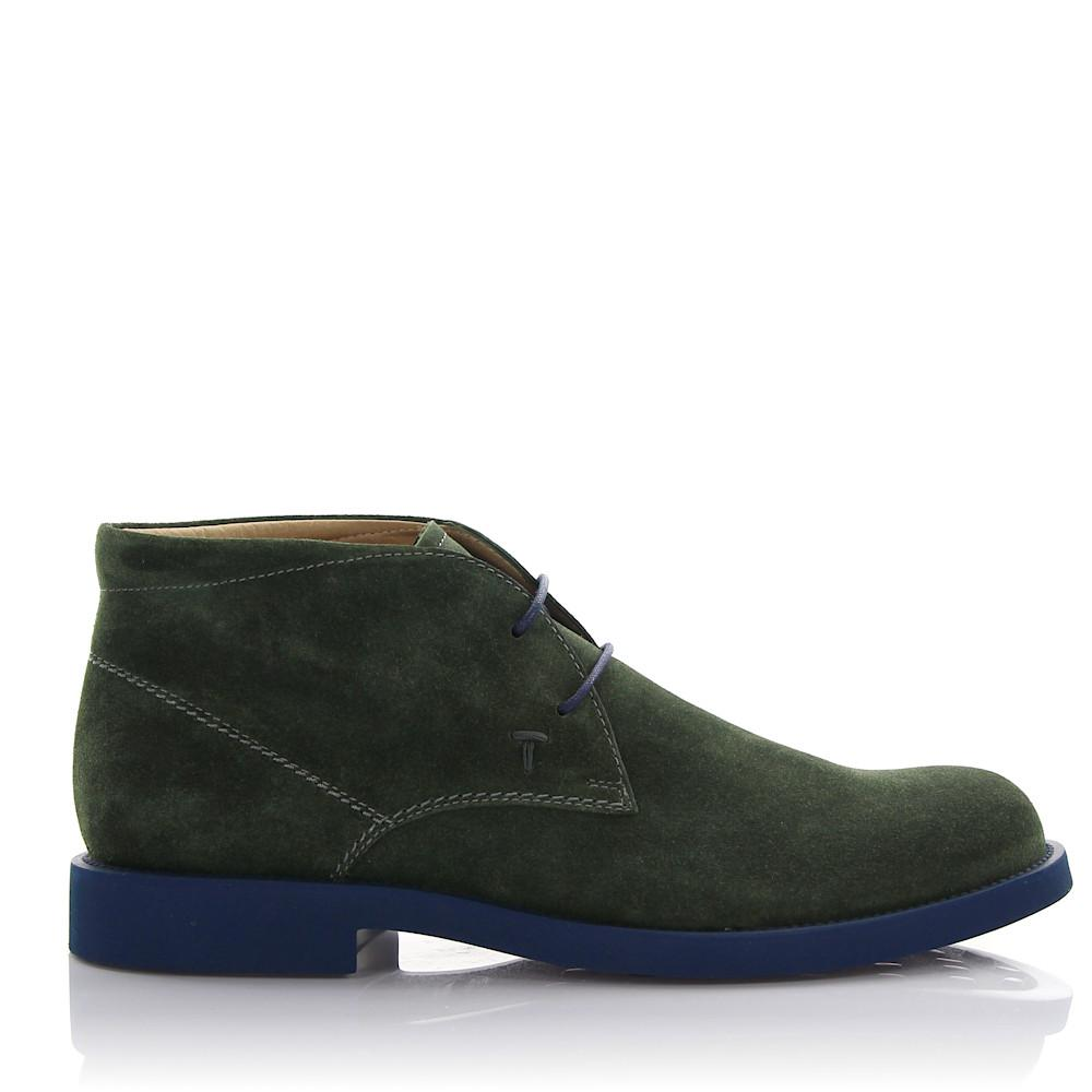 Tod'sBoots Polacco Gomma suede tKlvAtWq