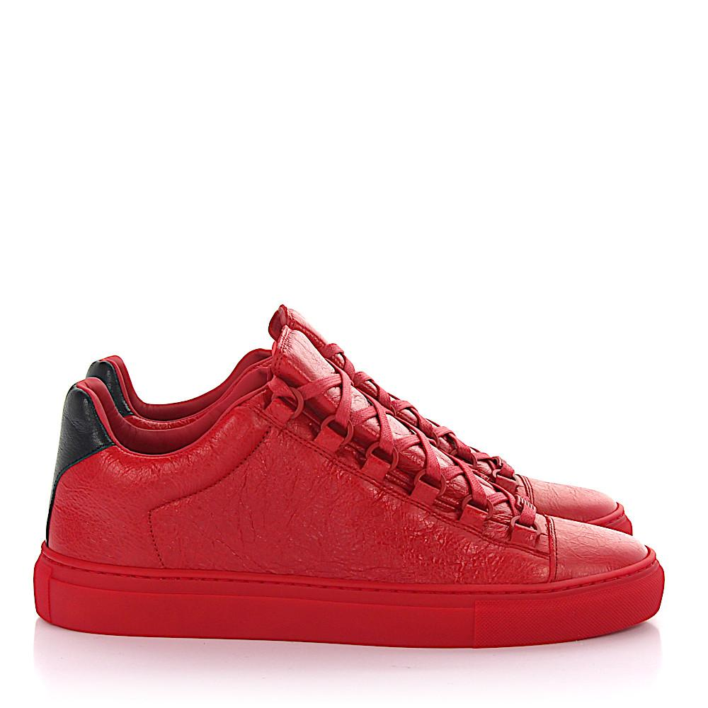 Balenciaga Sneakers Arena Low Leather