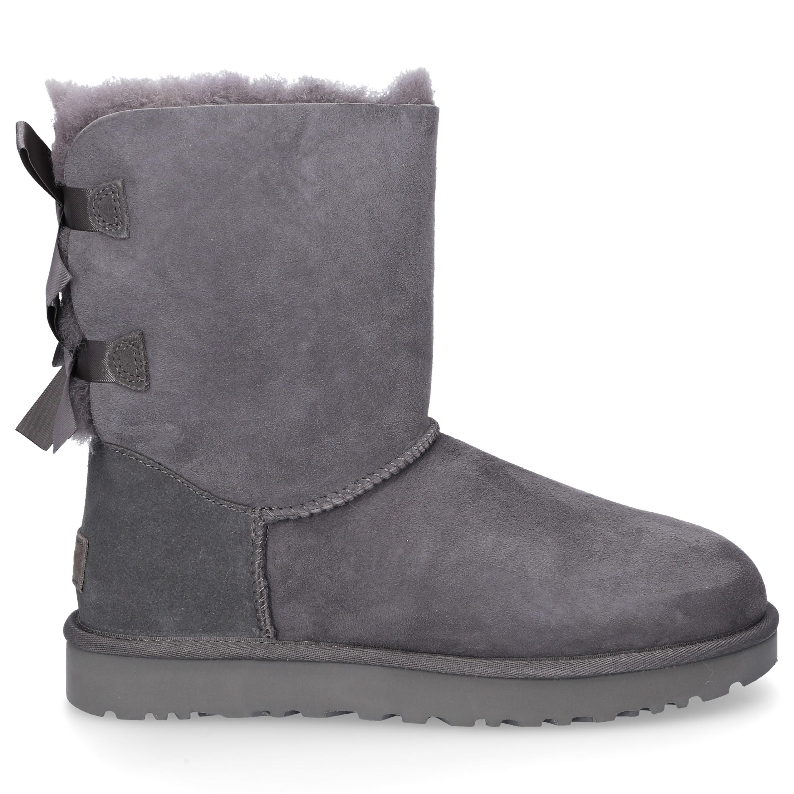 2adfcd702d4 Lyst - UGG Ankle Boots Grey Bailey in Gray