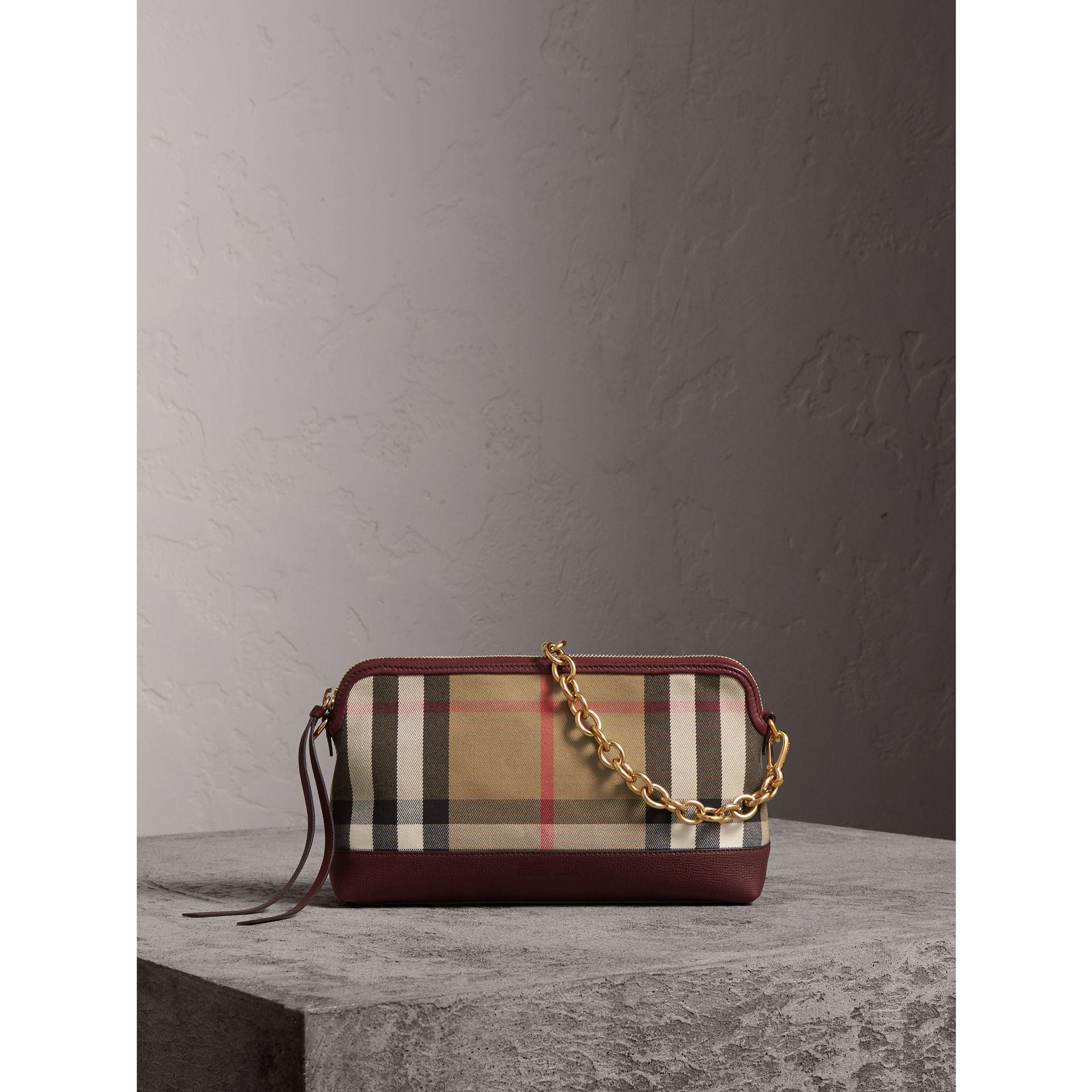 Burberry Clutch Handbag Women - Lyst 8a56a5b959d1c