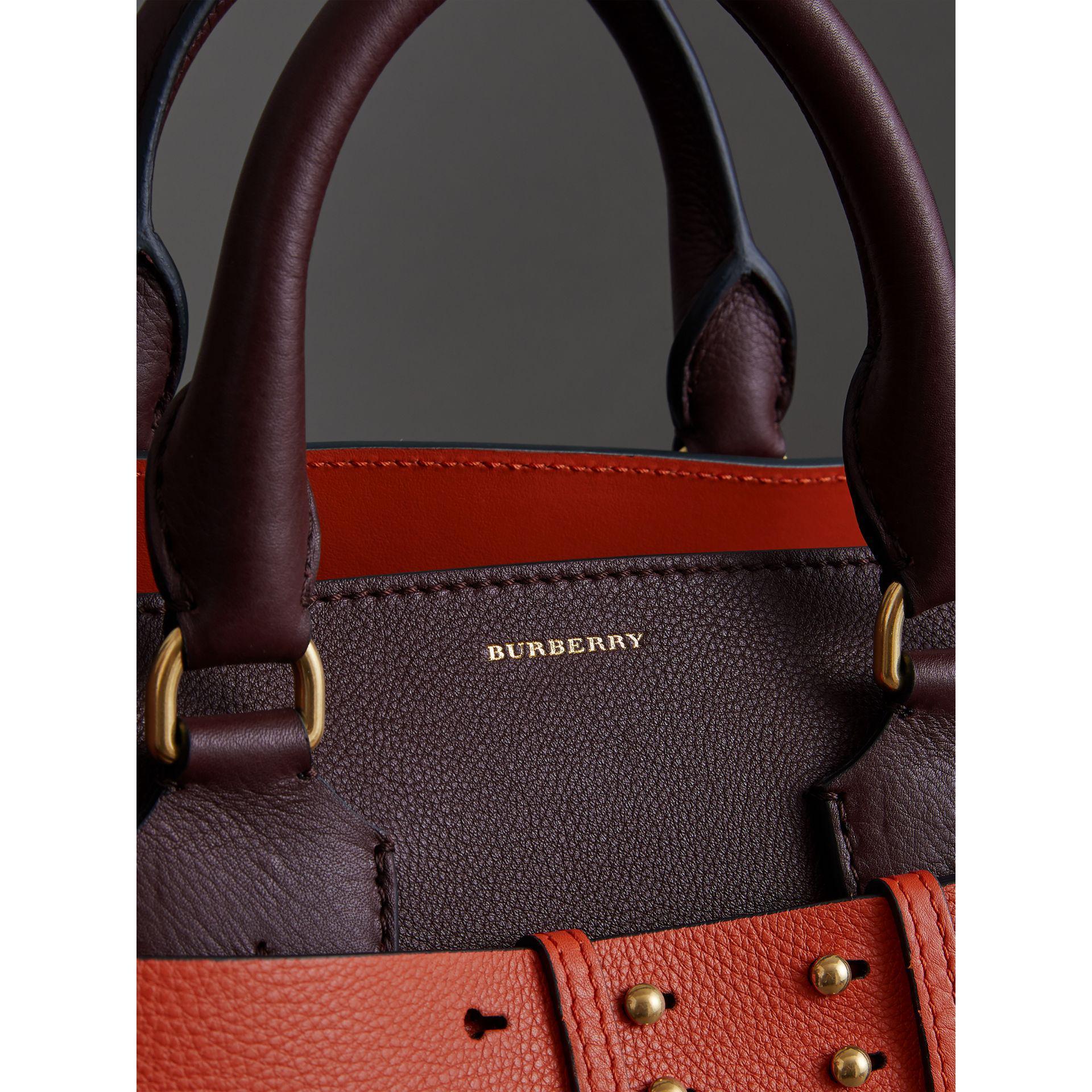 1c8c92e1ad7c Burberry The Medium Leather Belt Bag - Lyst