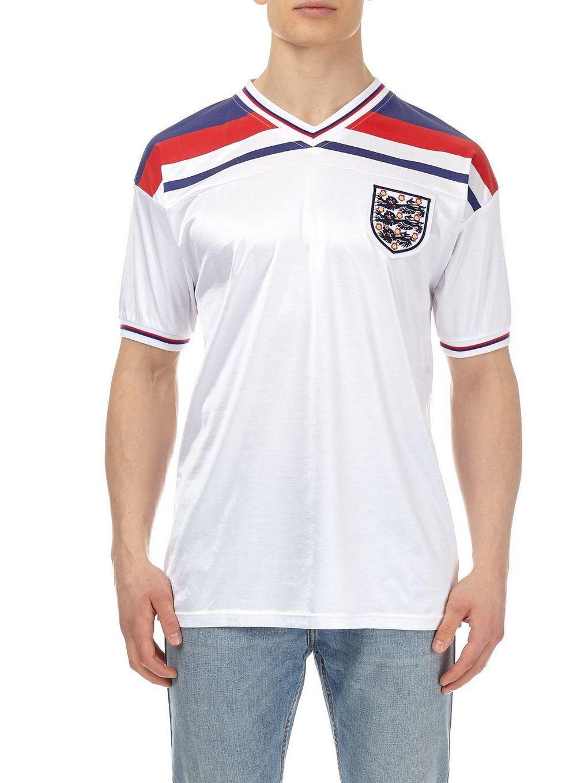 7e8933c05 England Retro Shirts 1982 - Nils Stucki Kieferorthopäde