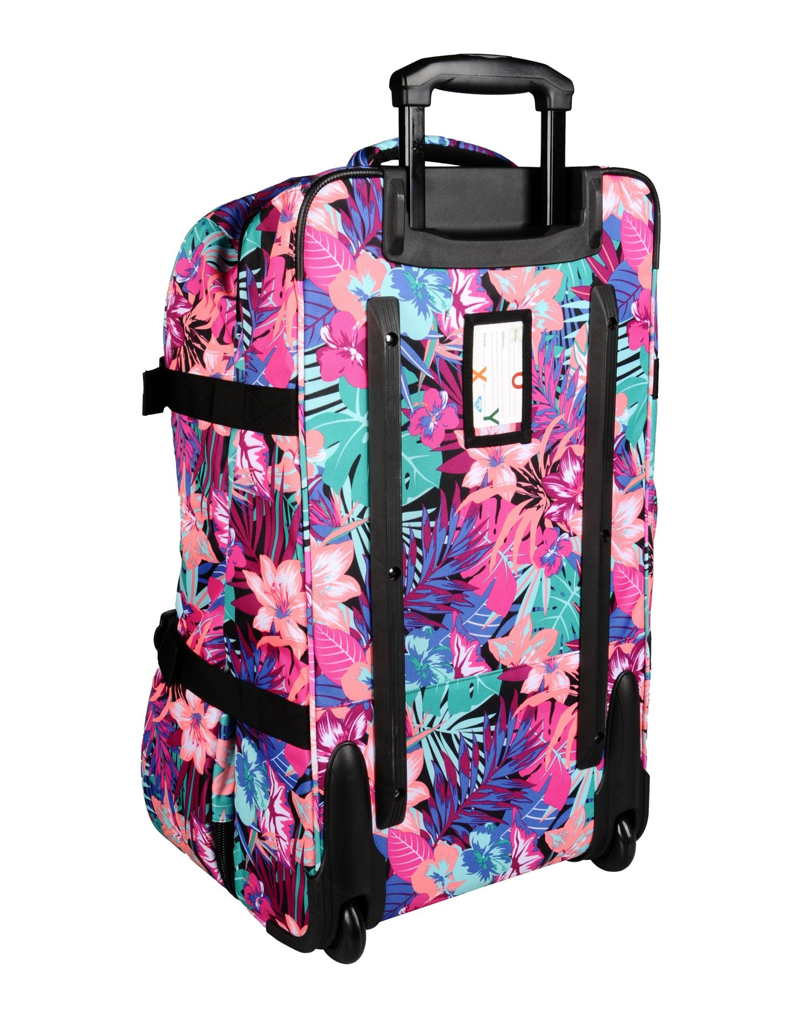 Roxy Wheeled Luggage In Pink Lyst