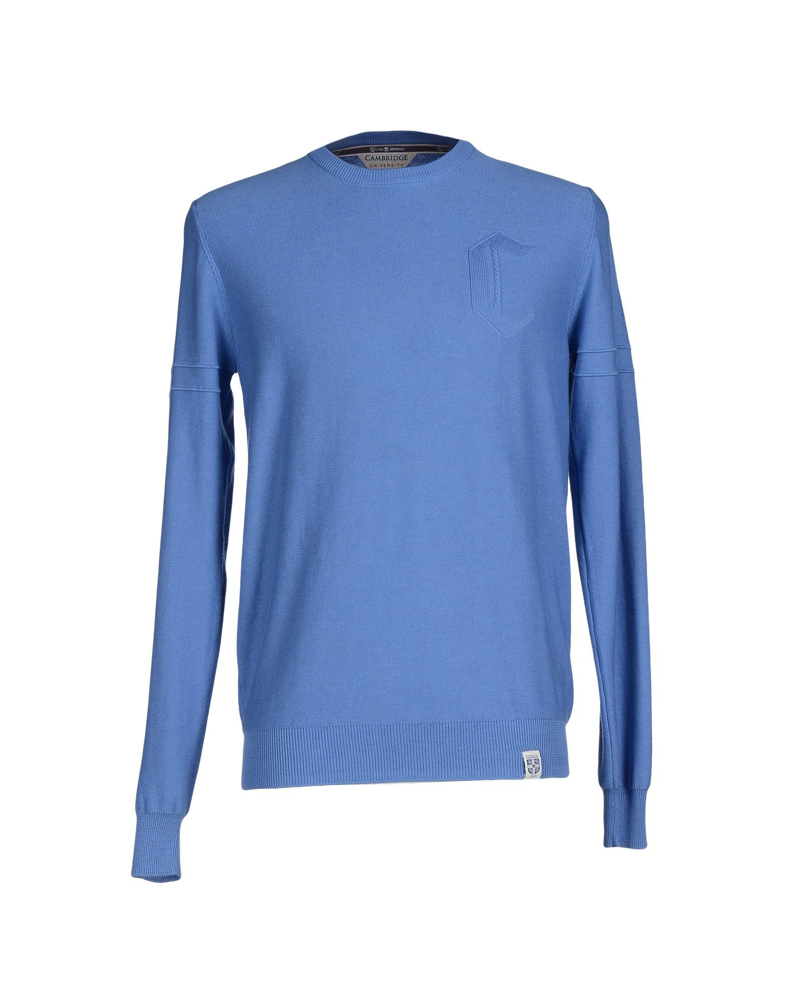 pepe jeans sweater in blue for men lyst. Black Bedroom Furniture Sets. Home Design Ideas