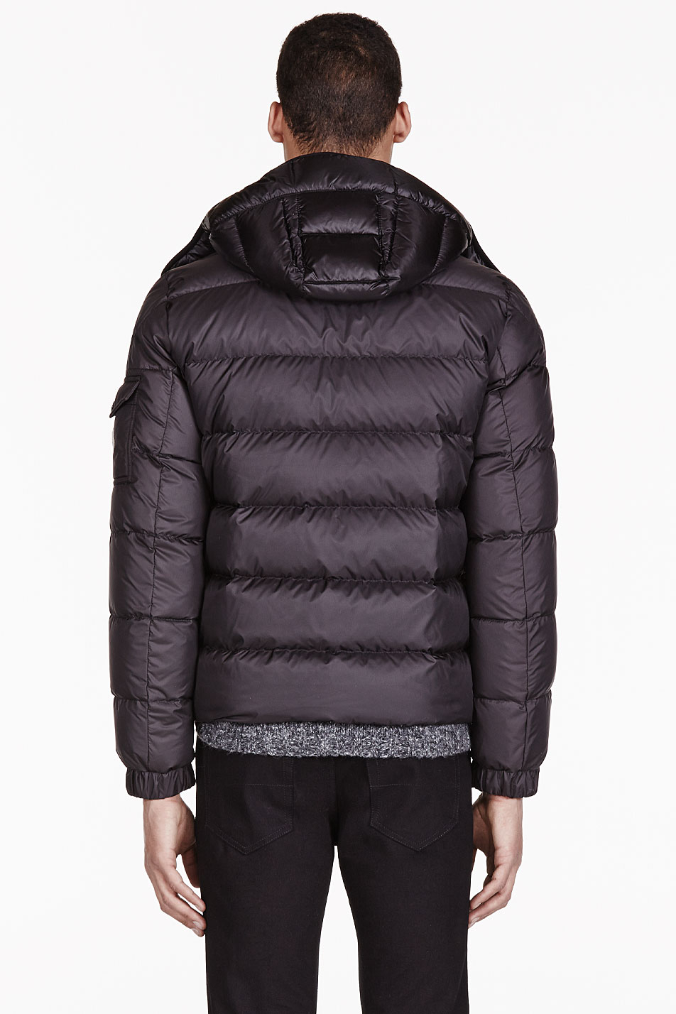 a24d3a0ea purchase moncler himalaya padded jacket hoodie 499da 20706