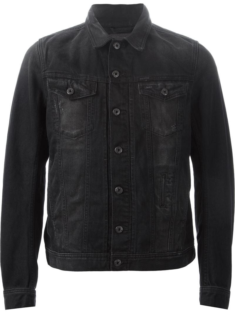 size 40 100% high quality brand new Denim Jacket