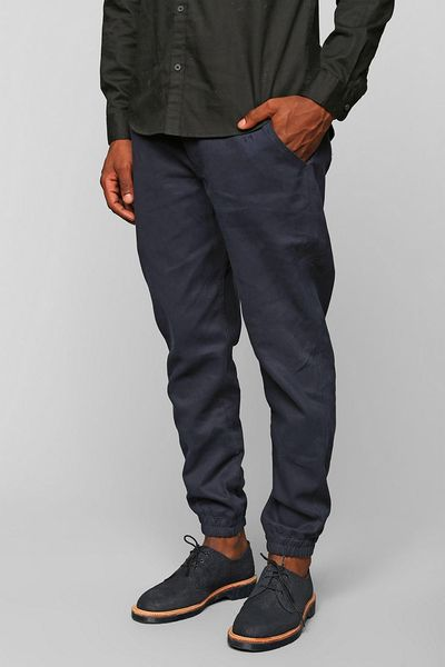 Urban Outfitters Publish Classic Jogger Pant In Blue For