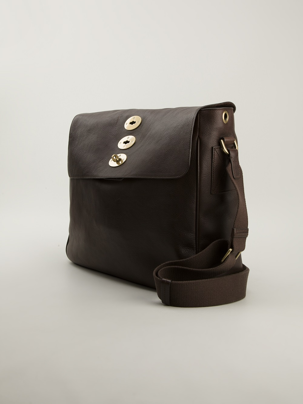 Mulberry Brynmore Messenger Bag In Brown For Men | Lyst