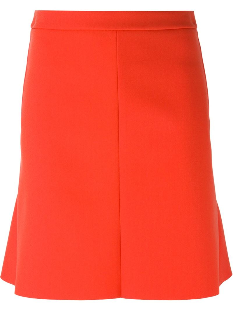 hard tail long skirt