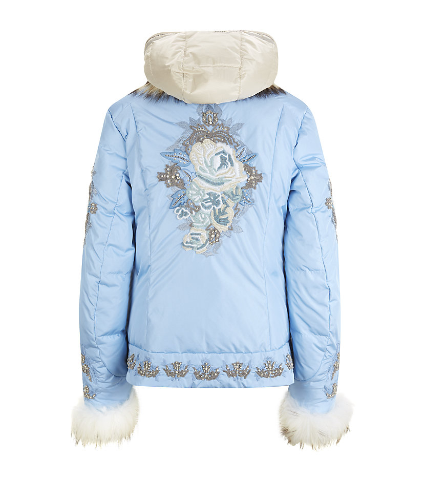 Bogner ski jacket swarovski