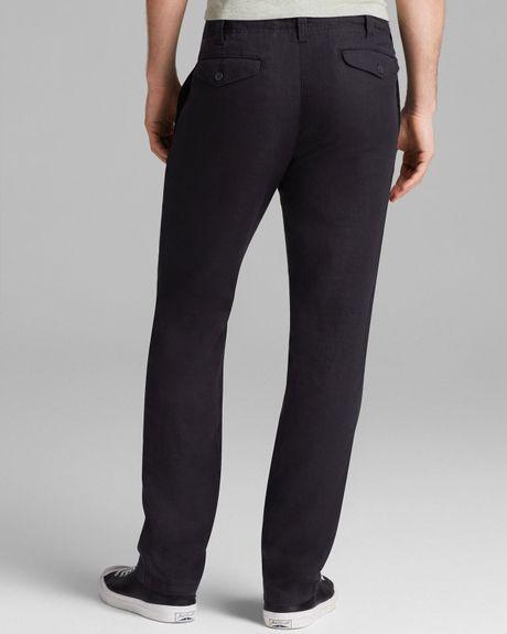 Drawstring Pants Linen Black Linen Drawstring Pants in