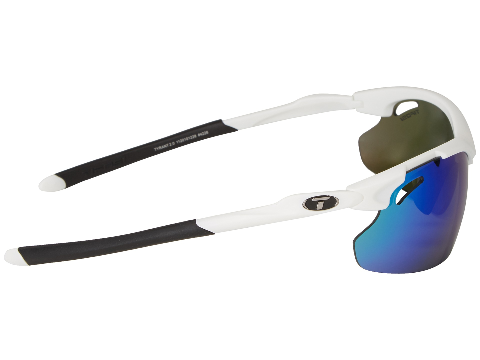 565b924fd1c1 Lyst - Tifosi Optics Tyrant™ 2.0 All Sport Interchangeable in White ...