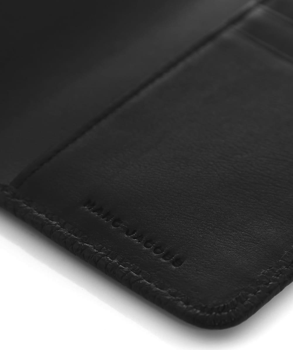6cd0855eeb26 Lyst - Marc Jacobs Gotham City Passport Cover in Black