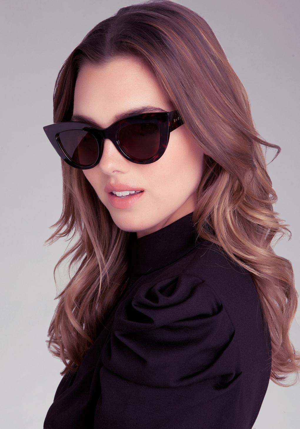 Impulse Sunglasses Bebe Red Eye Cat oWrCBdeQx