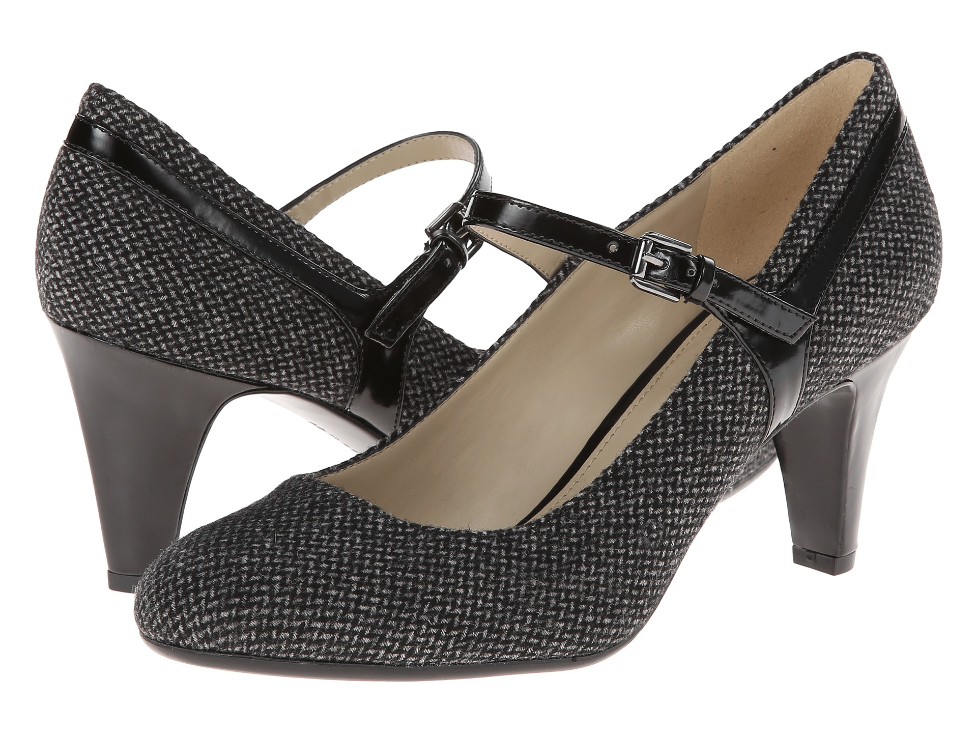 Naturalizer Orianne Black Pump