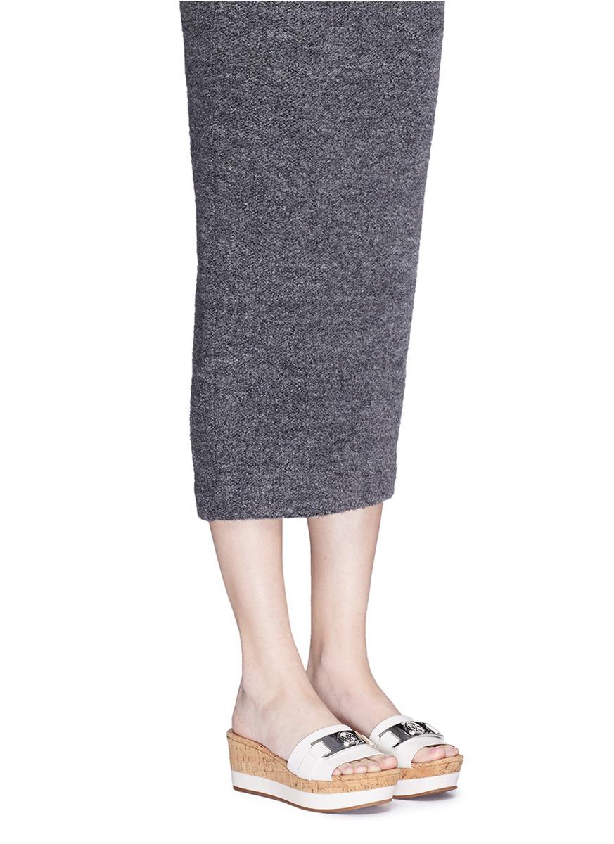 Michael Kors Shoes White Sandals