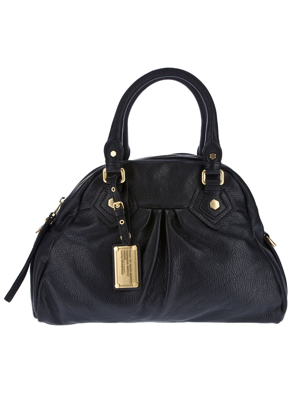 Lyst Marc By Marc Jacobs Classic Q Baby Aidan Tote In