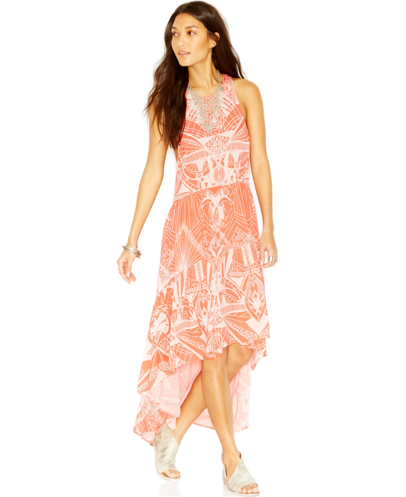 Gallery Previously Sold At Macy S Women High Low Dresses Free People